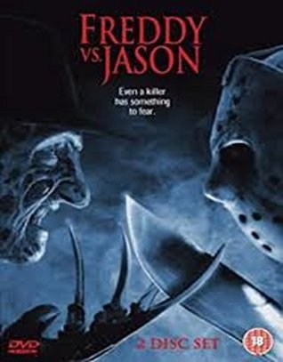 MOVIE SCRIPTS - FREDDY VS JASON - SCREENPLAY BOOK