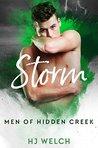 Storm (Men of Hidden Creek - Season 1, #3)