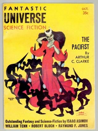 Fantastic Universe October 1956 Vol. 6 No. 3