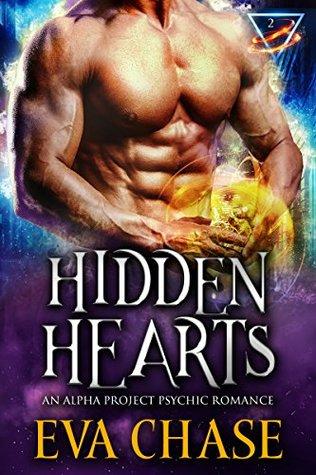 Hidden Hearts (Alpha Project Psychic Romance Book 2)