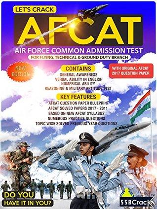 Let's Crack AFCAT - Air Force Common Admission Test [Free eBook Inside]