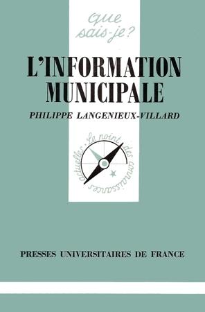 L'information municipale