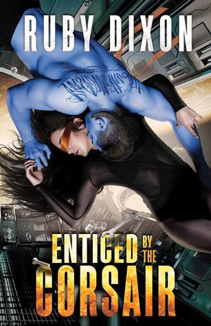 Enticed by the Corsair (Corsairs, #3)