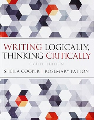 Writing Logically Thinking Critically; Pearson Writer -- Standalone Access Card, Writer -- 12 Month Access (8th Edition) by Sheila Cooper