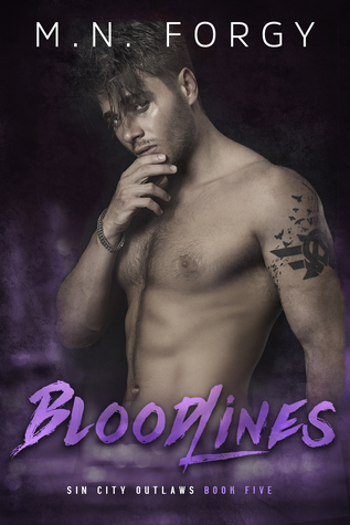 Bloodlines (Sin City Outlaws, #5)