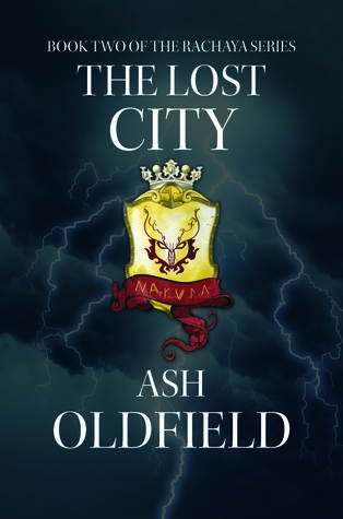 The Lost City by Ash Oldfield