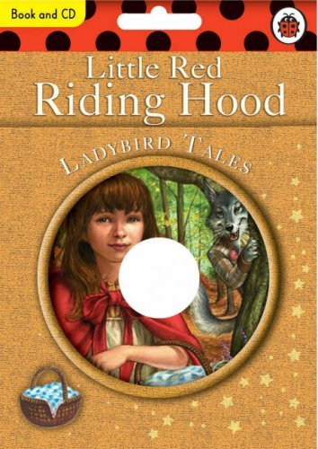 Little Red Riding Hood Book and CD: Ladybird Tales