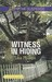 Witness in Hiding (Secret Service Agents, #4)