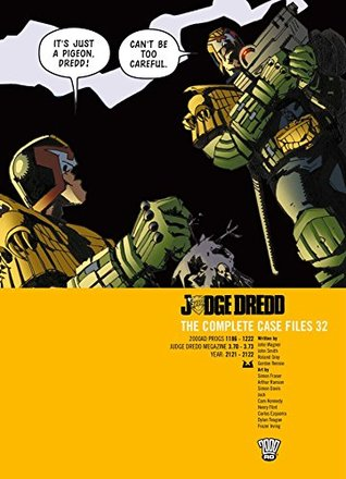 Judge Dredd Case Files 32
