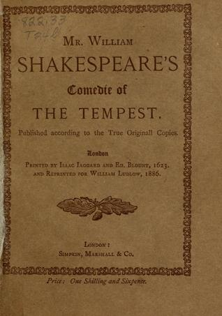 Mr. William Shakespeare's Comedie of the Tempest