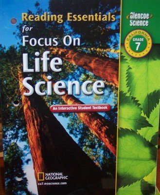 Reading Essentials for Focus on Life Science Grade 7