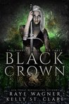 Book cover for Black Crown (The Darkest Drae Book 3)