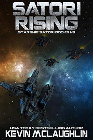 Satori Rising: Starship Satori Books 1-3 Omnibus