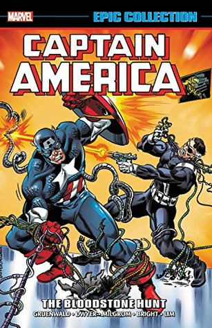 Captain America Epic Collection Vol. 15: The Bloodstone Hunt