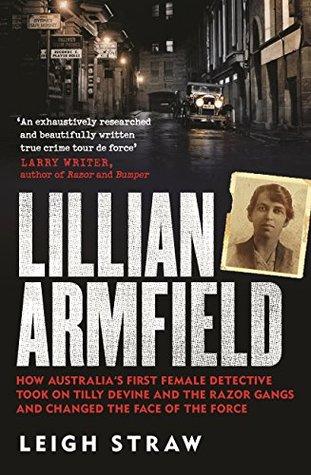 Lillian Armfield by Leigh Straw