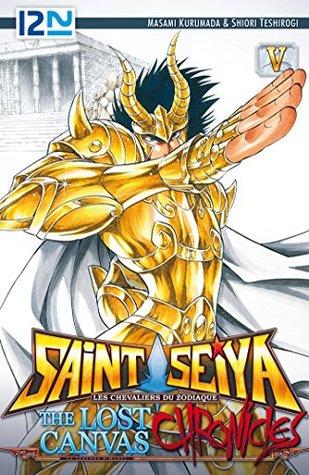 Saint Seiya - Les Chevaliers du Zodiaque - The Lost Canvas - La Légende d'Hadès - Chronicles - tome 05