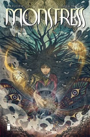 Monstress #18