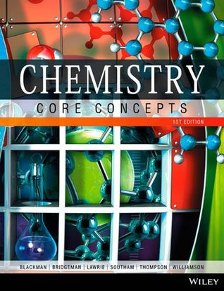 Chemistry: Core Concepts 1st Edition