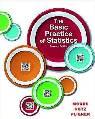 BASIC PRACTICE OF STATISTICS 7TH.ED. HARDCOVER I.E. MOORE