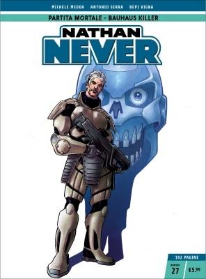 Nathan Never n. 27: Partita mortale - Bauhaus killer