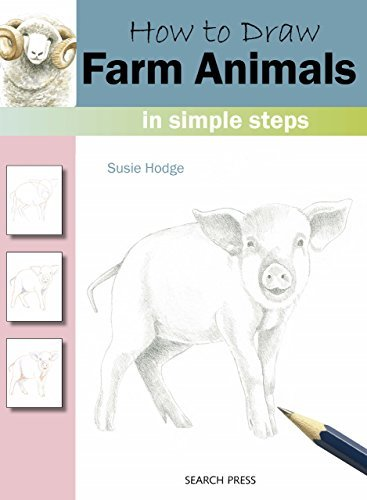 How to Draw: Farm Animals