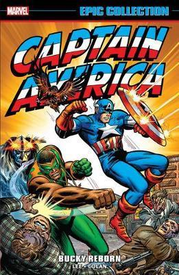 Captain America Epic Collection Vol. 3: Bucky Reborn