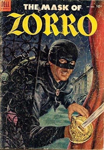Mask of Zorro - Comic Book # 538