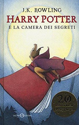 Harry Potter e la camera dei segreti                  (Harry Potter #2)