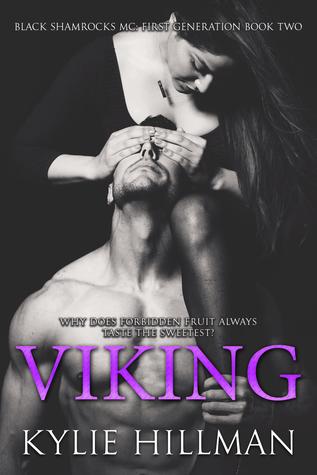 Viking (Black Shamrocks MC: First Generation, #2)