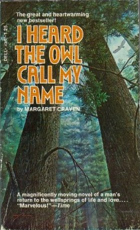 i heard the owl call my name summary