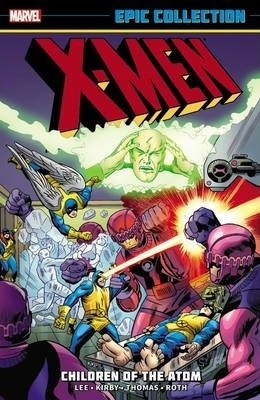 X-Men Epic Collection Vol. 1: Children of the Atom