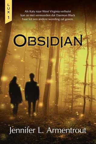 Obsidian (Lux #1) – Jennifer L. Armentrout