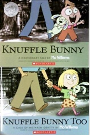 Knuffle Bunny and Knuffle Bunny Too (Knuffle Bunny, #1-#2)