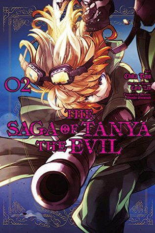 The Saga of Tanya the Evil, Vol. 2 (The Saga of Tanya the Evil (manga) #2)
