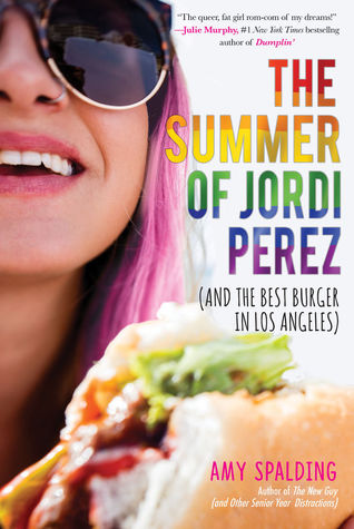 The Summer of Jordi Perez and the Best Burger in Los Angeles book cover