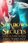 Shadows & Secrets by Jane Hinchey