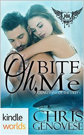 Oh, Bite Me (Paranormal Dating Agency Kindle Worlds; Guardians of the Deep Book 1)