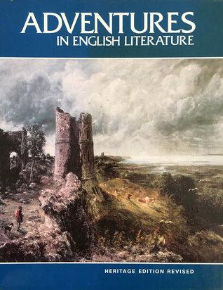 Adventures in English Literature: Grade 12
