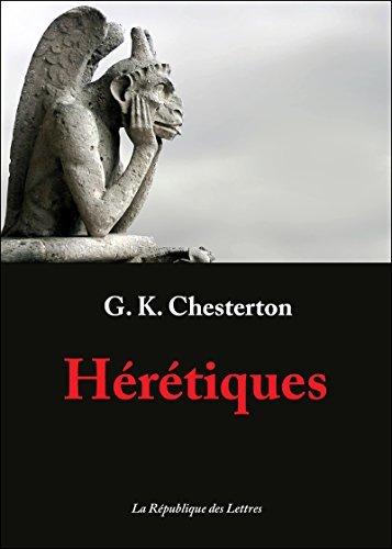 Hérétiques (CLIMATS NON FIC)