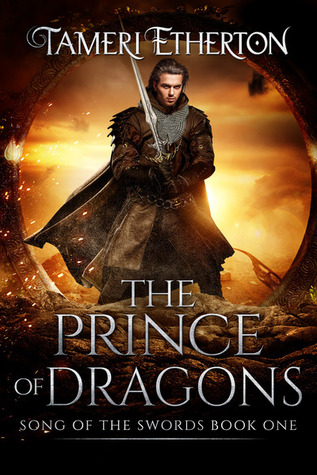 The Prince of Dragons by Tameri Etherton