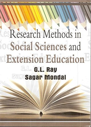 Research Methods in Social Sciences and Extension Education