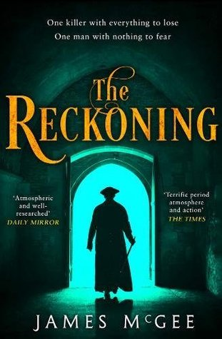 The Reckoning Matthew Hawkwood 6 By James Mcgee
