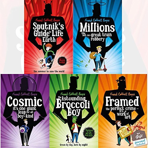 Frank Cottrell Boyce Collection 5 Books Bundle With Gift Journal