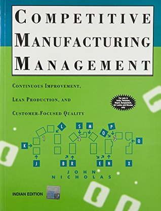 Competitive Manufacturing Management