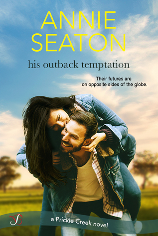 His Outback Temptation by Annie Seaton