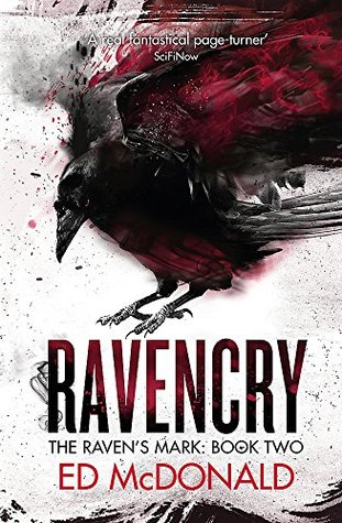 Ravencry (Raven's Mark #2)