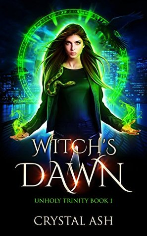 Witch's Dawn by Crystal Ash