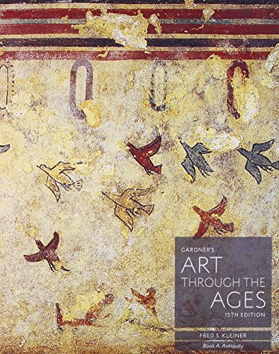 Gardner's Art Through the Ages, Books a - F + Mindtap Art, 2 Terms 12 Month Printed Access Card: Backpack Edition