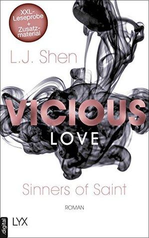 Vicious Love (Sinners of Saint, #1.1)