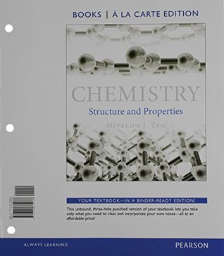 Chemistry: Structure and Properties, Books a la Carte Edition; Laboratory Experiments for Chemistry: The Central Science; MasteringChemistry with ... -- for Chemistry: Structure and Properties